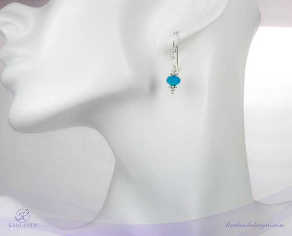 Parkinson's Awareness Earrings