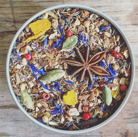 Herbal Immune Chai Tea