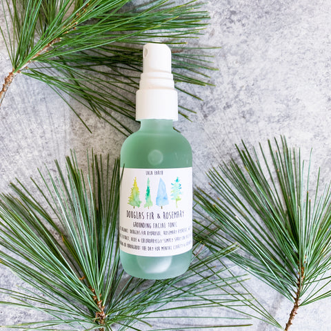 Douglas Fir & Rosemary facial tonic
