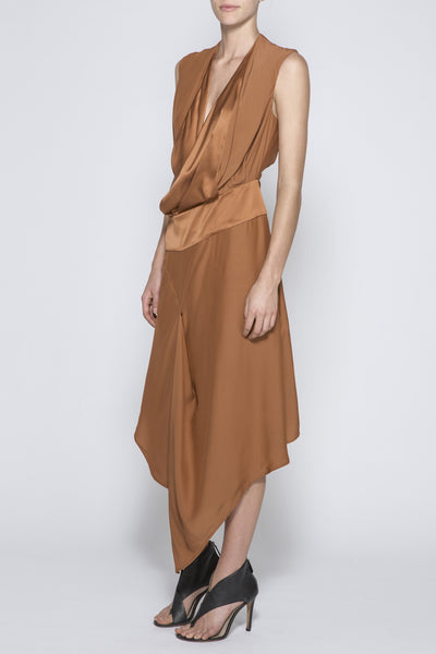 Bennet Silk Dress