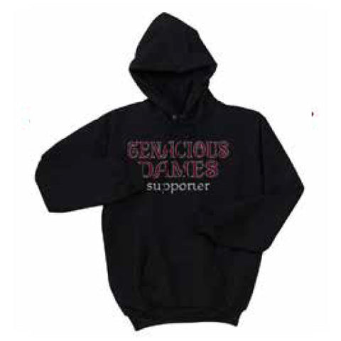 Dames Supporter - Classic Pullover Hooded Sweatshirt