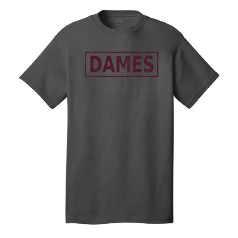 Design #2-DAMES boxed logo