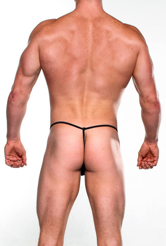 Men's Micro G Thong BB144