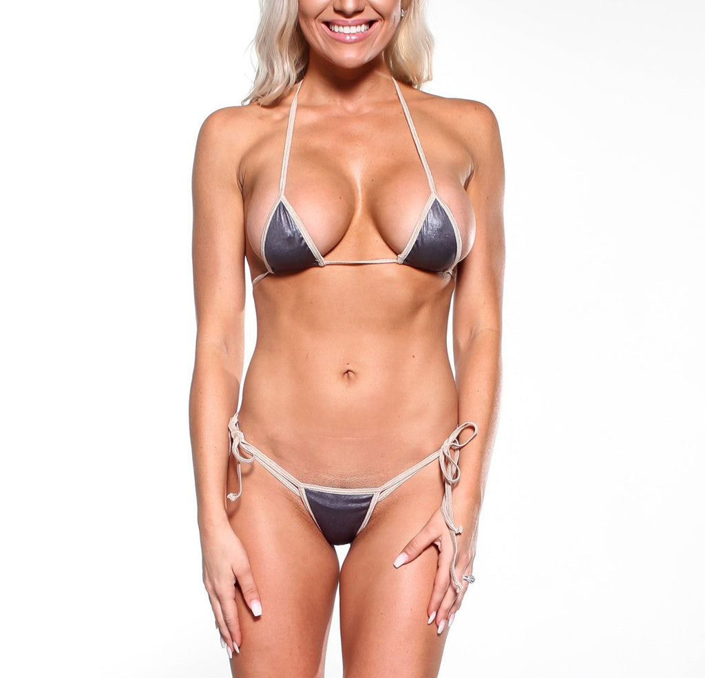 3pc Scrunch Bikini BB159