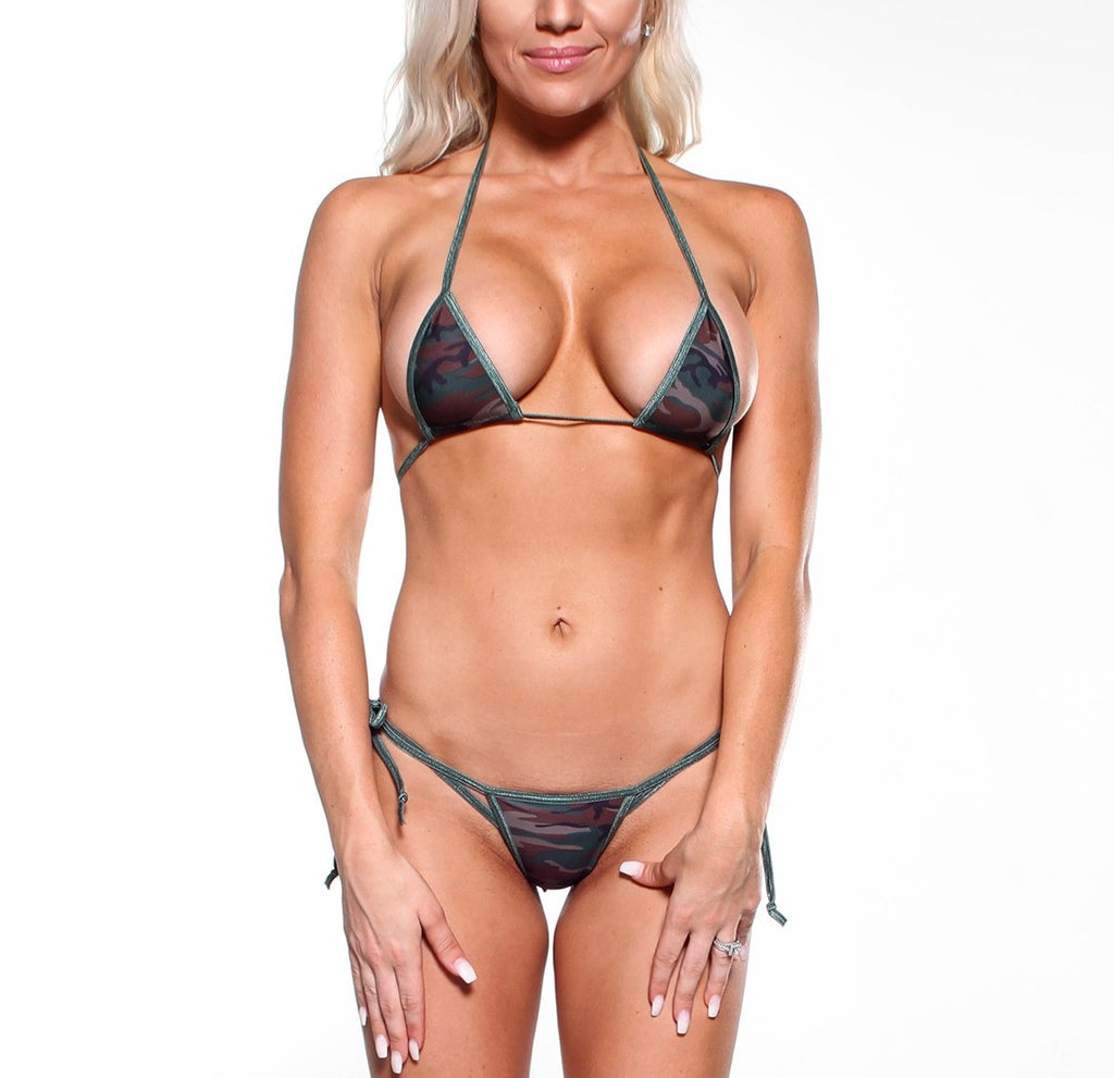 3pc Scrunch Bikini BB157