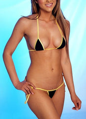 Tie Side Thong BB013
