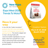 Expo West 2018 Hot Trends + Creation Nation