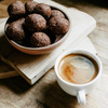 Coffee Cashew Keto Balls Recipe