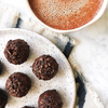 No-bake Reishi Hot Cacao Fat Balls | Keto, Paleo, Vegan