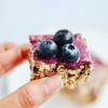 Fresh Berry Probiotic Protein Bar Recipe