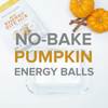 No-Bake Pumpkin Energy Balls Recipe Video