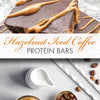 No-bake Hazelnut Iced Coffee Protein Bar Recipe