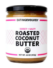 Eating Evolved Roasted Coconut Butter