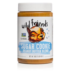 Wild Friends Sugar Cookie Peanut Butter