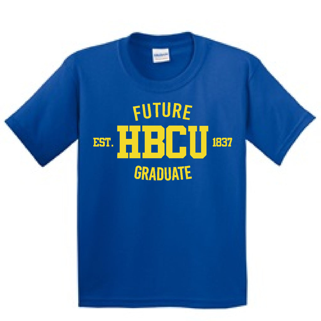 Future HBCU Grad Royal Blue