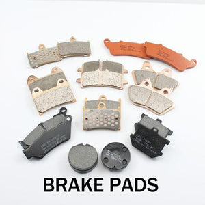 Ultimate Motorcycle Brake Pad Buyer's Guide