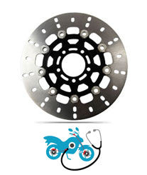 Motorcycle Brake Rotors