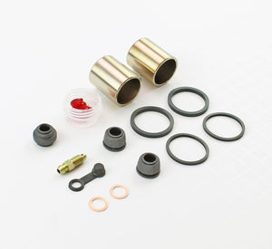 Brakecrafters Caliper Rebuild Kit 1984 - 1987 Honda VF700C Magna - Front Brake Caliper Seal & Piston Kit