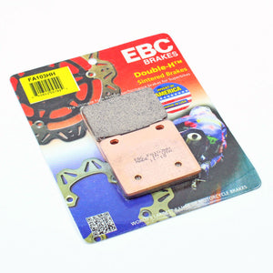 Brakecrafters Brake Pads 2005 - 2010 Suzuki VS1400 S83 Boulevard - Rear EBC HH Rated Sintered Brake Pads - 1 Pair
