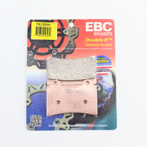 Brakecrafters Brake Pads EBC FA123HH Rated Sintered Brake Pads - 1 Pair