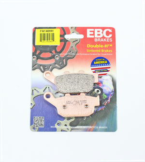 Brakecrafters Brake Pads 2002 - 2005 Triumph Speedfour 600 - Rear EBC HH Rated Sintered Brake Pads - 1 Pair