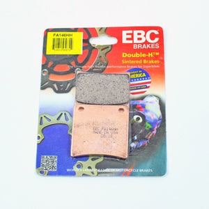 Brakecrafters Brake Pads 1991 - 1993 Suzuki GSX1100G - Rear EBC HH Rated Sintered Brake Pads - 1 Pair