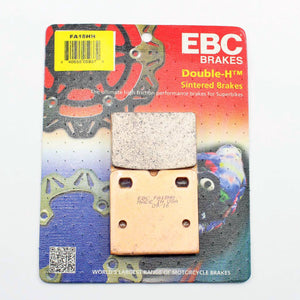 Brakecrafters 1978 - 1985 BMW R45 / R45N Brembo Caliper - Front EBC HH Rated Sintered Brake Pads - 1 Pair FA18HH