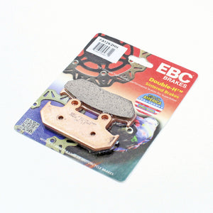 Brakecrafters Brake Pads 1986 - 1987 Honda VFR700F Interceptor - Front EBC HH Rated Sintered Brake Pads - 1 Pair