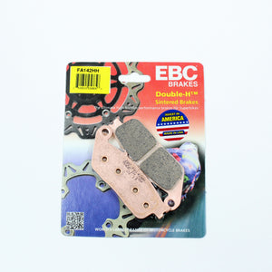 Brakecrafters Brake Pads 2003 - 2010 Triumph Speedmaster - Front EBC HH Rated Sintered Brake Pads - 1 Pair