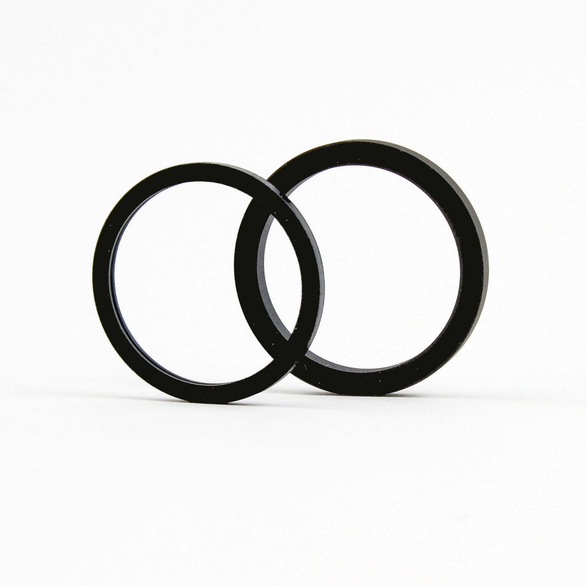 Internal Diameter (I.D) 25.4mm - Motorcycle Brake Caliper Seal set (Pressure seal - Dust Seal)