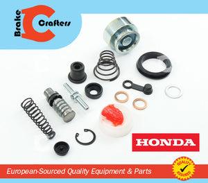 1990 - 1997 HONDA VFR750F INTERCEPTOR - OEM MASTER CYLINDER CLUTCH SLAVE REPAIR & PISTON KIT