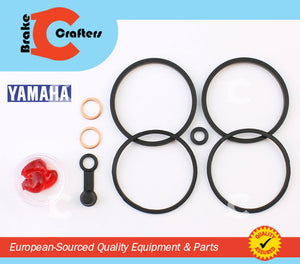 Brakecrafters Caliper Rebuild Kit 1976 - 1978 YAMAHA RD400 - REAR BRAKE CALIPER NEW SEAL KIT