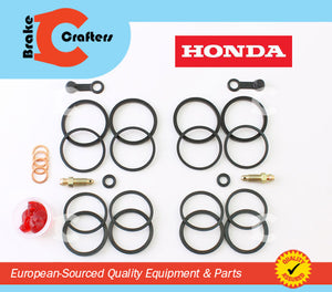 Brakecrafters  2000  2001  HONDA CBR929RR  FRONT BRAKE CALIPER NEW SEAL KIT