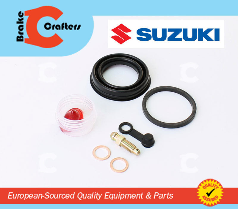Suzuki GS 750 LT LX rear brake caliper seal repair rebuild kit 1980 1981