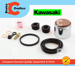 Brakecrafters Caliper Rebuild Kit 1982-1983 KAWASAKI KZ750 N1 'Spectre' - NEW PISTON & SEAL CALIPER KIT - FITS BOTH FRONT AND REAR CALIPERS