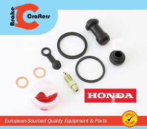 2007 - 2012  HONDA CBR 600RR FRONT BRAKE CALIPER SEAL REBUILD KIT