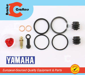Brakecrafters Caliper Rebuild Kit 2000 - 2013 YAMAHA XVZ1300 ROYAL STAR VENTURE FRONT BRAKE CALIPER NEW SEAL KIT