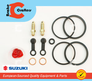 Brakecrafters Brake Master Cylinders Rebuild Kit 1996 - 1999 SUZUKI GSXR 750 SRAD BRAKE CALIPER SEAL KIT
