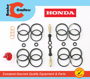Brakecrafters Caliper Rebuild Kit 2003  2004 HONDA  CBR 600RR FRONT BRAKE CALIPER NEW SEAL KIT