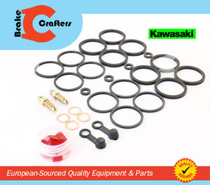 1990 - 1996 KAWASAKI GPz 900 NINJA FRONT BRAKE CALIPER SEAL KIT