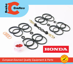 1998 - 2006 HONDA VTR 1000F SUPERHAWK FRONT BRAKE CALIPER NEW SEAL KIT