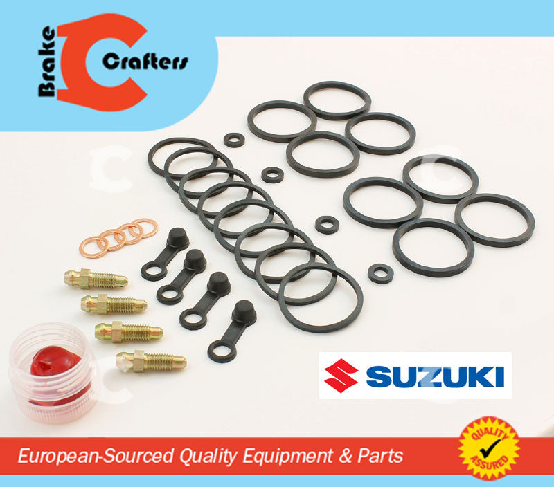 1986 - 1988 SUZUKI GSXR 1100 FRONT BRAKE CALIPER SEAL KIT
