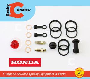 Brakecrafters Caliper Rebuild Kit 1993 - 1999 HONDA CBR 1000F HURRICANE REAR BRAKE CALIPER NEW SEAL KIT