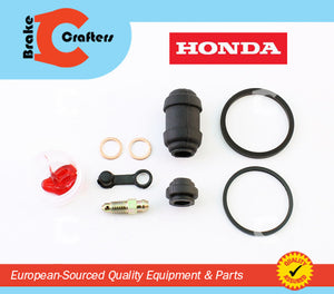 1989 - 1990 HONDA CB400F CB-1 - REAR BRAKE CALIPER NEW SEAL KIT