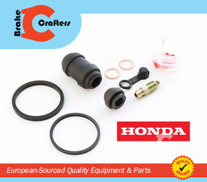 1988 - 1991 HONDA NT650 HAWK GT - REAR BRAKE CALIPER NEW SEAL KIT