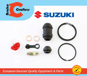 Brakecrafters Caliper Rebuild Kit 2002 - 2011 SUZUKI DL 1000 V-STROM REAR BRAKE CALIPER SEAL KIT
