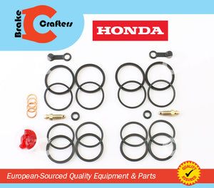 2005 - 2008 HONDA CBR 600RR FRONT BRAKE CALIPER NEW SEAL KIT