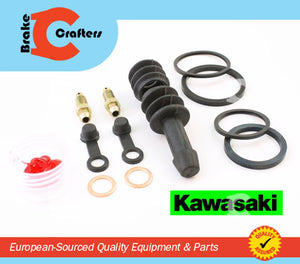 Brakecrafters Caliper Rebuild Kit 1992 - 1997 KAWASAKI ZR 1100 ZEPHYR REAR BRAKE CALIPER SEAL KIT
