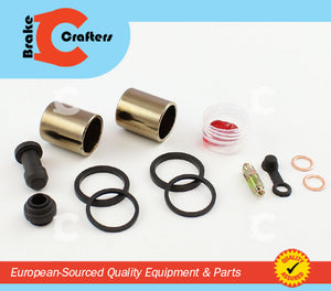 Brakecrafters Caliper Rebuild Kit 2003 - 2010 TRIUMPH SPEEDMASTER  - FRONT BRAKE CALIPER NEW SEAL & PISTON KIT