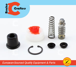 Brakecrafters Brake Master Cylinders Rebuild Kit 1995 - 1997 KAWASAKI GPz1100 - REAR BRAKE MASTER CYLINDER REPAIR REBUILD KIT